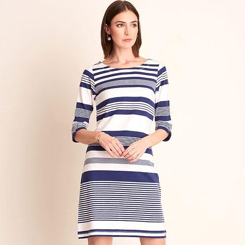 Hatley Lucy Dress - Seaside Stripes