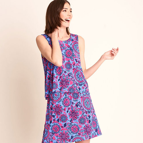 Hatley Roberta Dress - Mandala Flowers