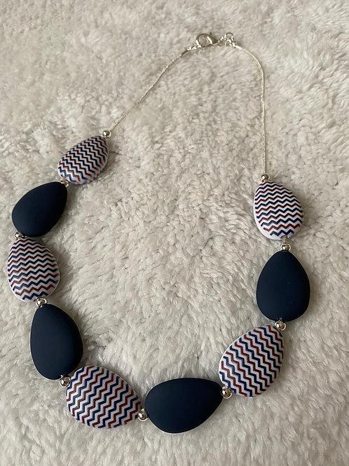 Navy Beads 2
