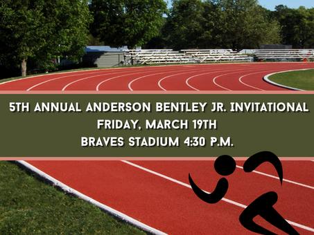 Baldwin High School to Host 5th Annual Anderson Bentley Jr. Invitational