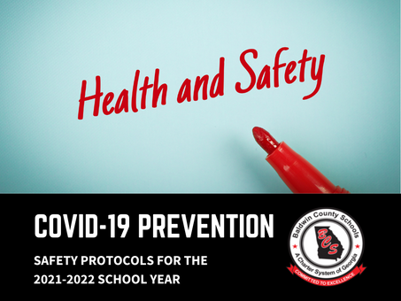 BCSD Safety Protocols for the 2021-2022 School Year