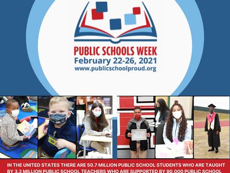 BCSD Celebrates Public Schools Week