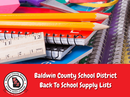 Students to Receive Free School Supplies