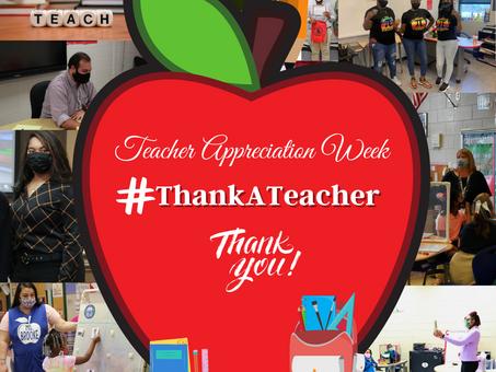 #Thank A Teacher