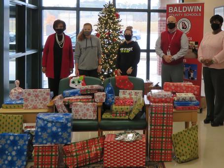 Bodyplex Gift Donations Helps Children in Need