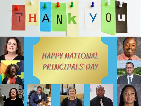 Happy National Principals' Day