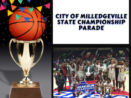 City of Milledge to Hold State Championship Parade Saturday