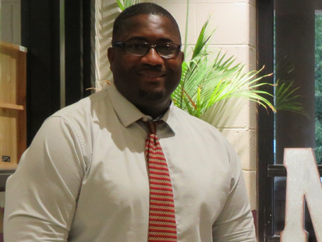 National Principals Month Profile: Dr. Eric Carlyle, Principal of Midway Hills Academy