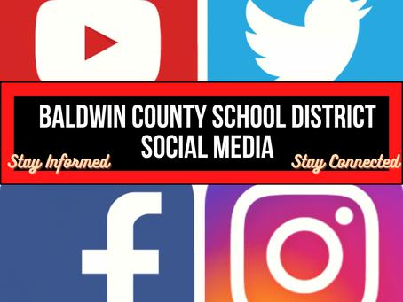 Follow BCSD on Social Media