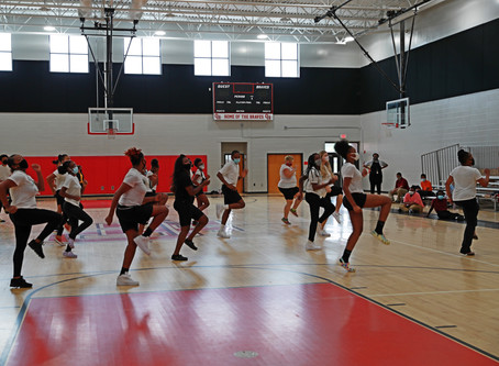 BCSD Celebrates National Dance Day