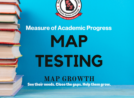 MAP (Measure of Academic Progress) Testing Information for Parents