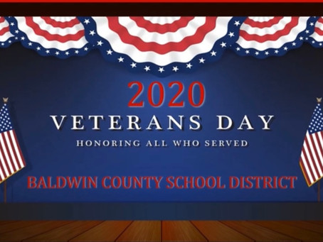 BCSD Honors Our Veterans