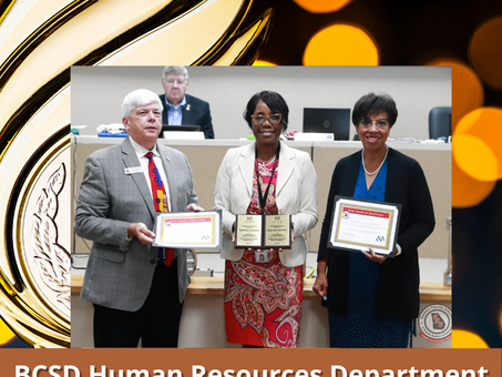Baldwin County School District Human Resources Department Wins Best in Class Gold State Awards
