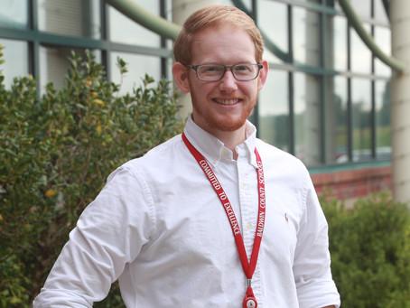 BCSD Employee of the Week - Dawson Roberts