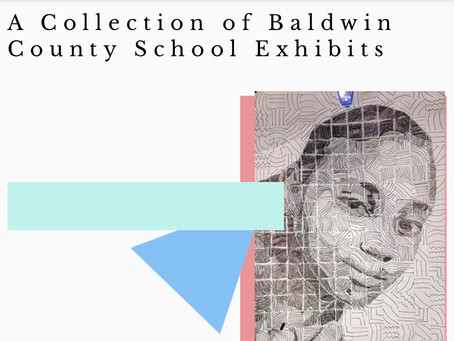 """Baldwin County Schools Virtual Art Exhibit """"Together, Apart"""" Available through Allied Arts"""