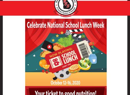 BCSD Celebrates National School Lunch Week & National Farm to School Month