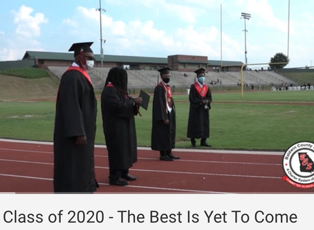 The Best is Yet to Come: Class of 2020 Graduation Highlight Video