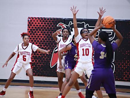 Baldwin Bravettes End Basketball Season as Region Champs