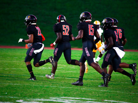 BRAVES HEAD TO 2ND ROUND OF GHSA AAAA STATE PLAYOFFS