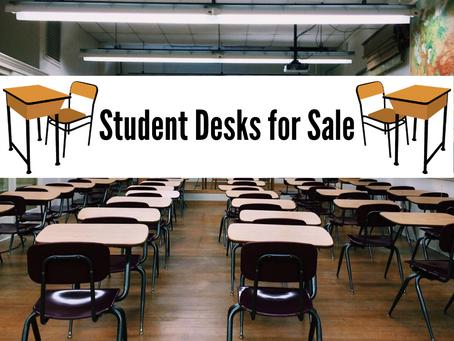 Student Desks for Sale