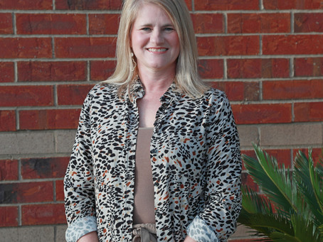 BCSD Employee of the Week-Christy Goforth