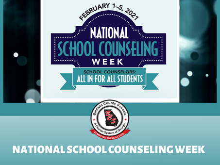 BCSD Celebrates National School Counseling Week