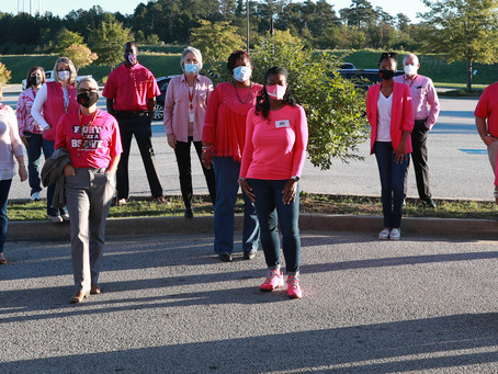 BCSD Supports Breast Cancer Awareness Month