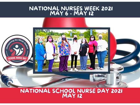 Happy National Nurses Week & National School Nurse Day
