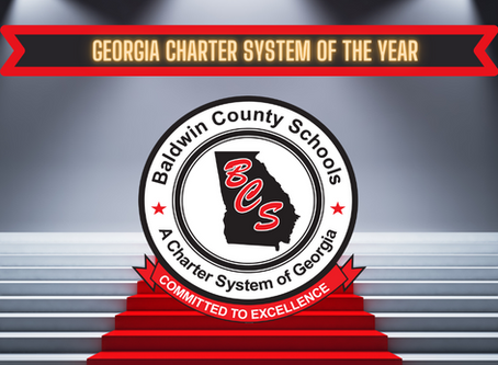 Baldwin County School District Named Charter System of the Year