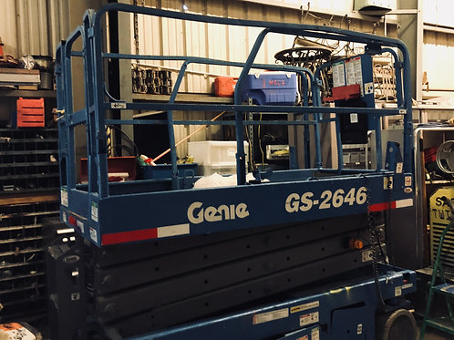 Genie GS-2646 Scissor Lift