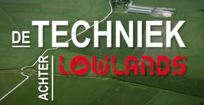 DE TECHNIEK ACHTER LOWLANDS
