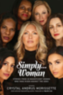 Simply Woman book