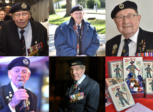 On the 75th anniversary of VJ Day, veterans share their stories of serving in the Far East