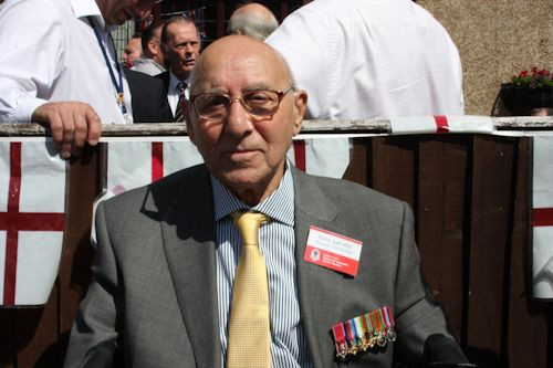 Harry Joel MBE