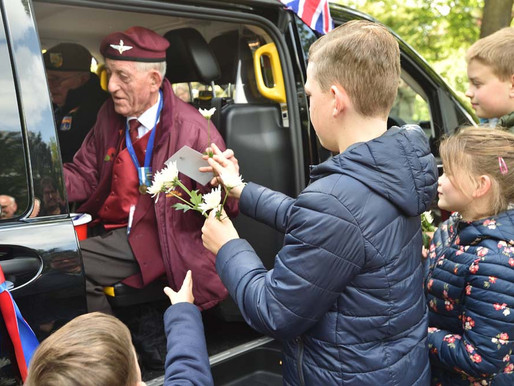Photo Gallery: Dutch Liberation Day Celebrations