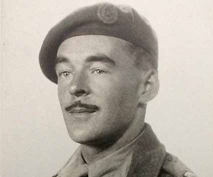 """""""The Taxi Charity has changed our lives"""" - Major Edwin (Ted) Hunt"""