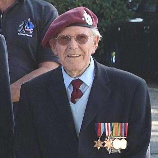 John Crosson, 7th KOSB, 1st Airlanding Brigade, 1st AB Div