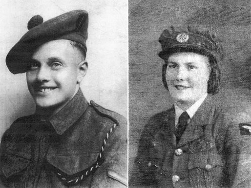 National Lottery Press Release: 75 Years of London Love: A wonderful World War II Story