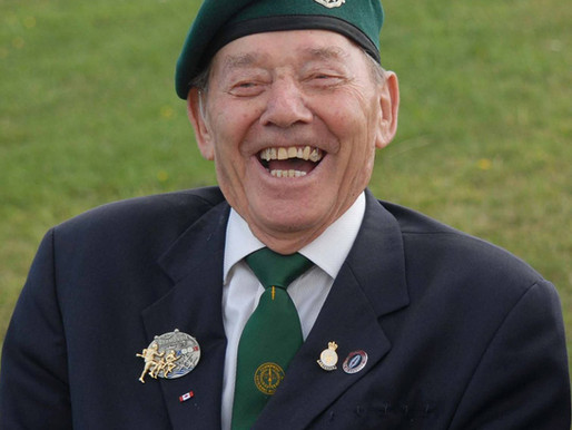 In Memoriam: Farewell to Freddie Walker, No3 Commando and Beds & Herts Regiment