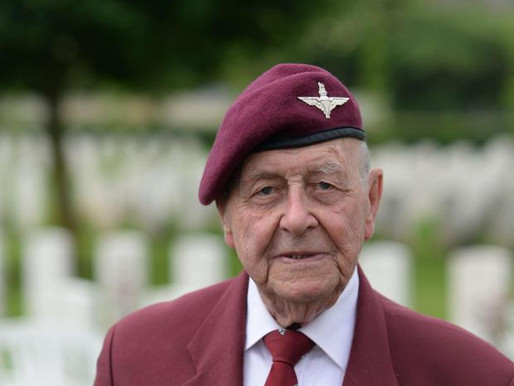 Shooters Hill WW2 veteran fundraising for charity run by London cabbie, News Shopper - 6 July 2016