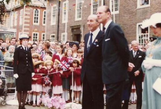 Deep sadness as the Duke of Edinburgh dies