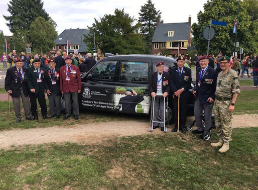 Press Release: Taxi Charity unites London cab drivers to volunteer in the community