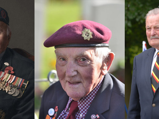 Veterans mark the 80th anniversary of the evacuation of Dunkirk