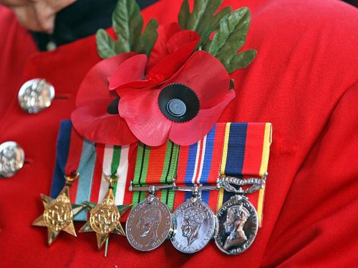 Taxi Charity News: A big thank you to our collectors who helped with the Remembrance Poppy Appeal