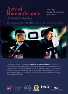 Acts of Remembrance - a screening and singsong