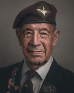 WWII veterans' portraits to appear in exhibition