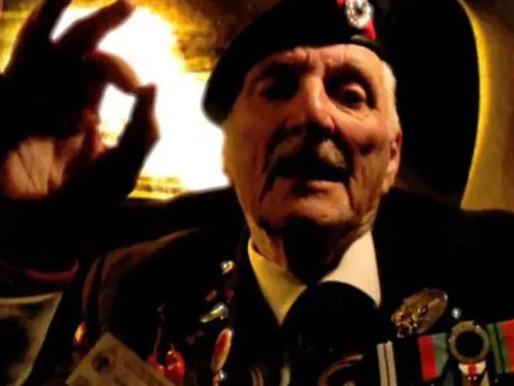 A song from late war veteran Jim, Blackpool Gazette