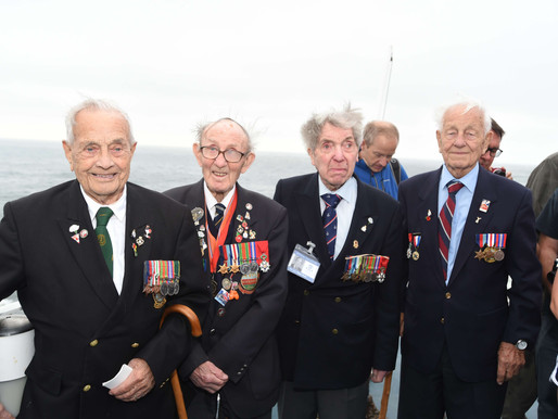 Photo Gallery: Taxi Charity veterans trip to Normandy