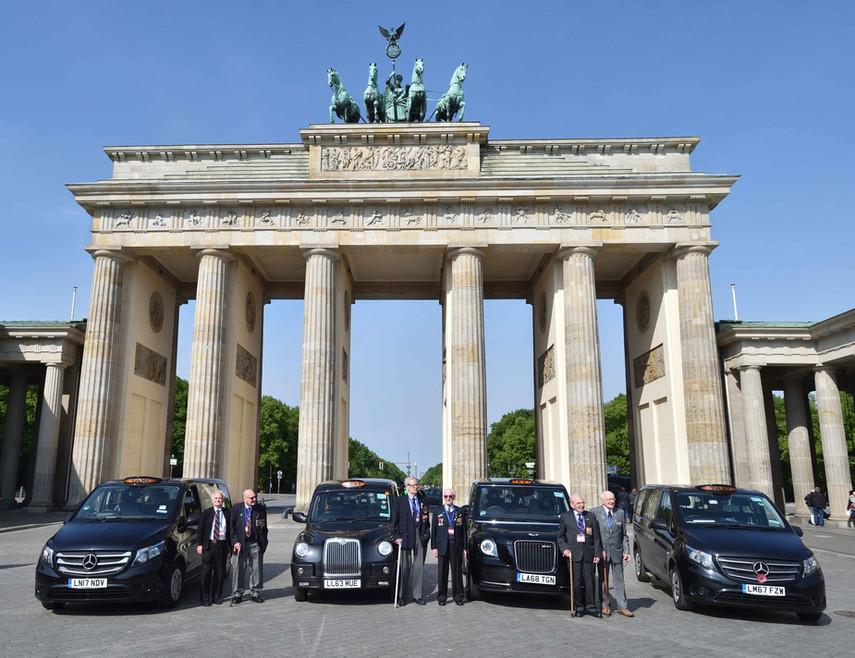 Berlin Airlift anniversary