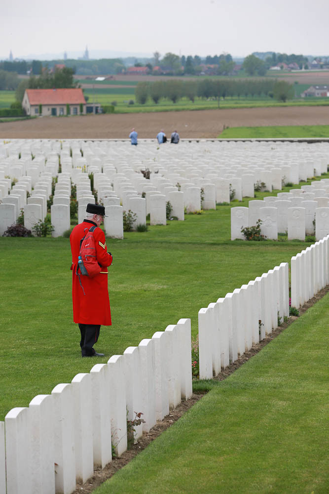 Taxi Charity - Ypres Trip - May 2016